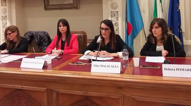 Il tavolo contro la violenza sulle donne in Provincia