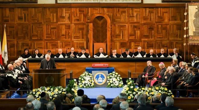 inaugurazione anno Parolin Cattolica
