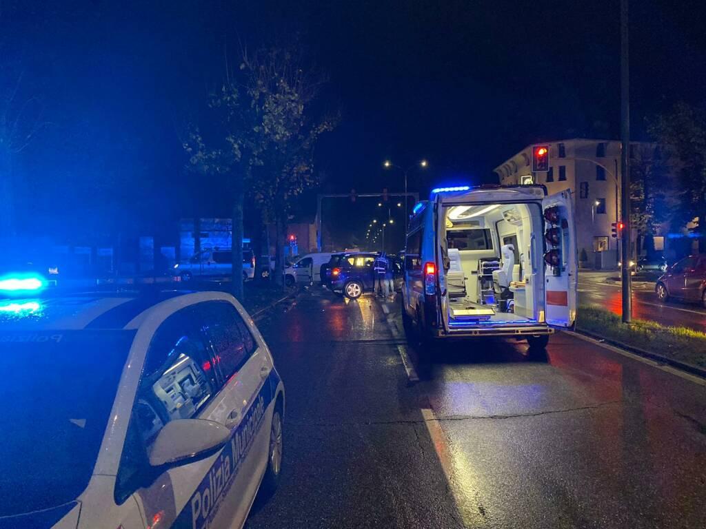 incidente in via Cella