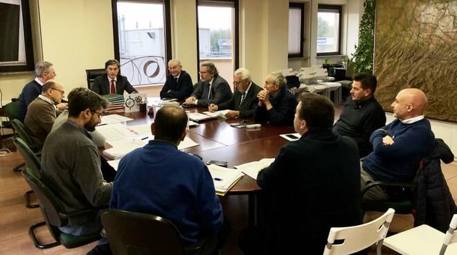 incontro Consorzio Bonifica - Comuni