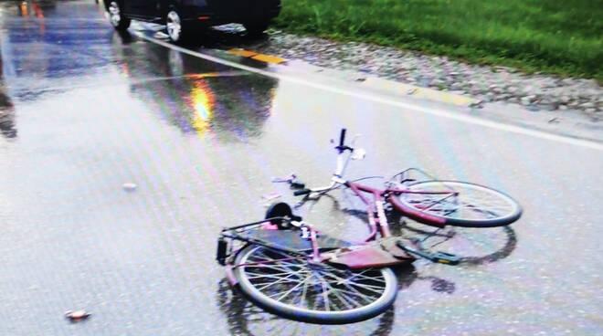 L'incidente mortale a Castelsangiovanni