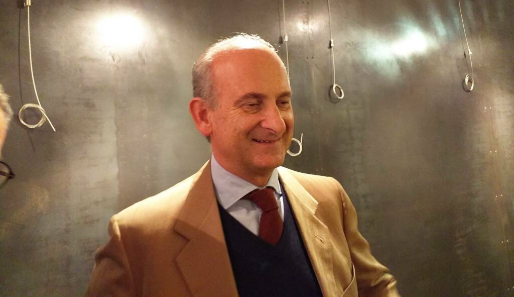 L'incontro con Frescobaldi in Confindustria