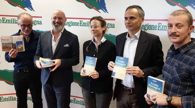 La presentazione della guida dedicata all'Emilia Romagna