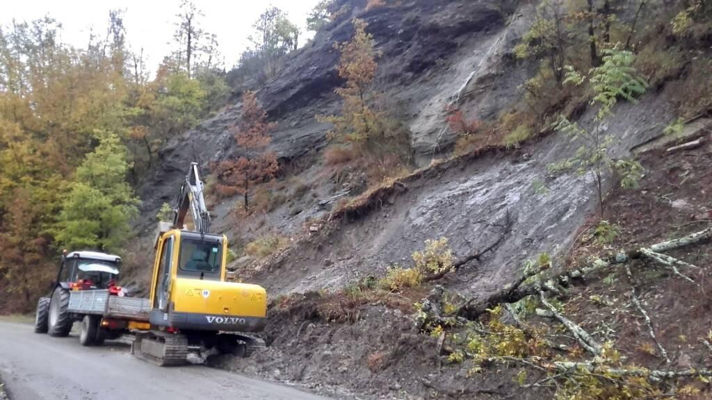 Maltempo a Piacenza, monitorate fiumi e strade