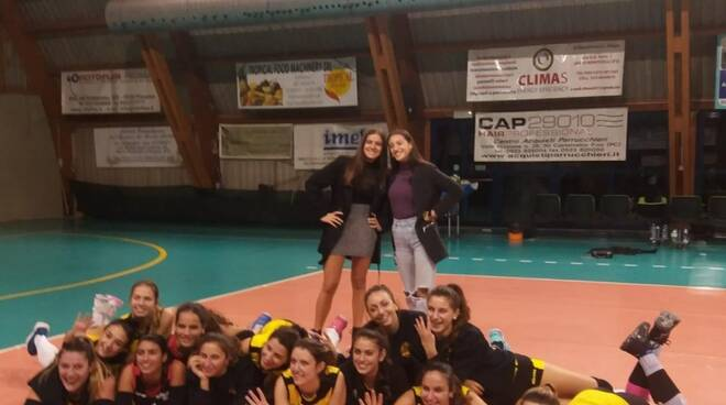 Monticelli volley 2019