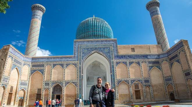 Mostra Uzbekistan