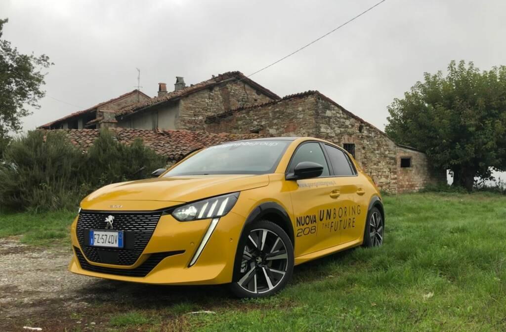 Nuova Peugeot di Ponginibbi