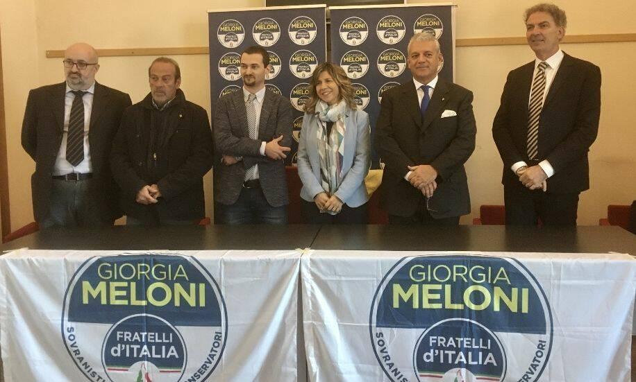 Nuove adesioni Fratelli d'Italia