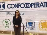 Paola De Micheli alla cerimonia per i 70 anni di Confcooperative