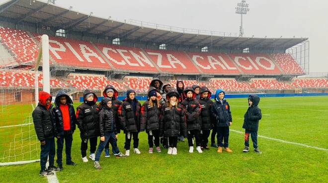 Piacenza Calcio bambini