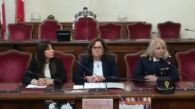 Presentazione delle iniziative contro la violenza di genere a Piacenza