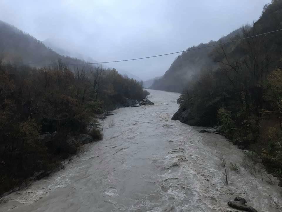 Trebbia Ponte Organasco