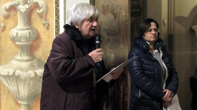 Vittoria Albonetti e Federica Sgorbati