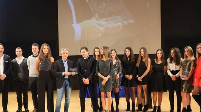 Vo2 Team Pink ai Bicitv Awards, foto Fabiano Ghilardi