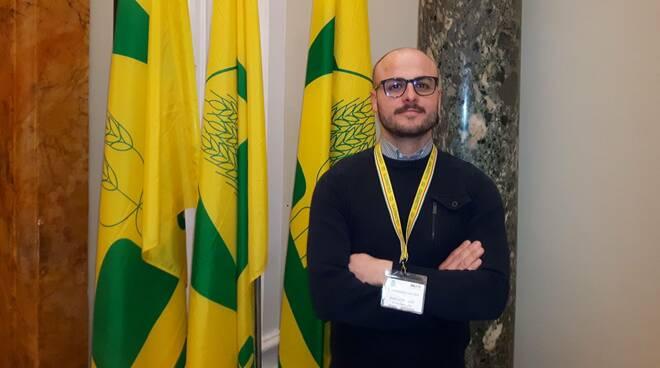 Andrea Minardi vice presidente Coldiretti
