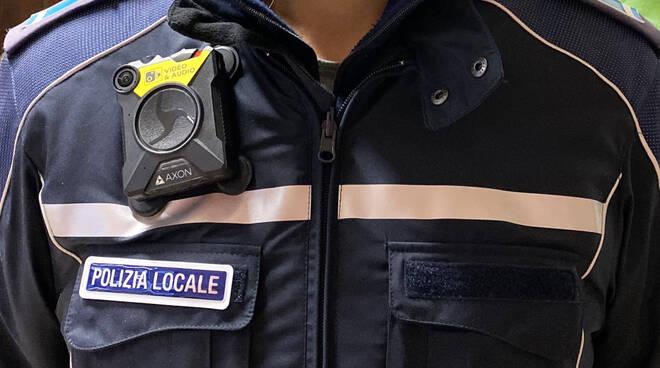 Bodycam polizia municipale