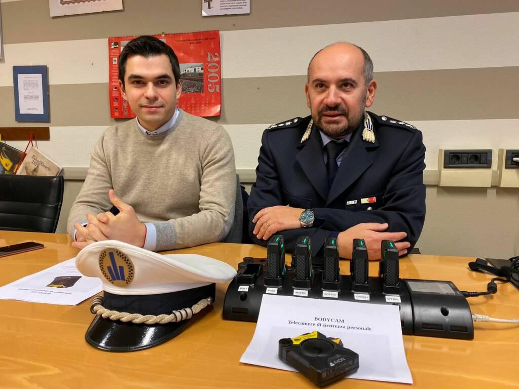 Bodycam sicurezza