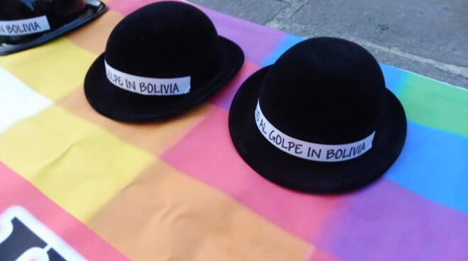 Bombette per la Bolivia