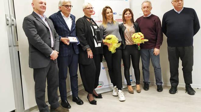 Collinelli premiata a Bologna