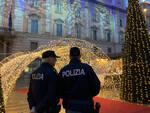 Controlli forze dell'ordine in centro storico