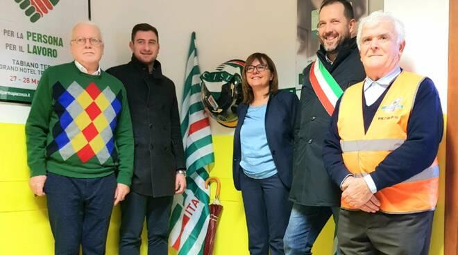 Donazione defibrillatore Borgonovo