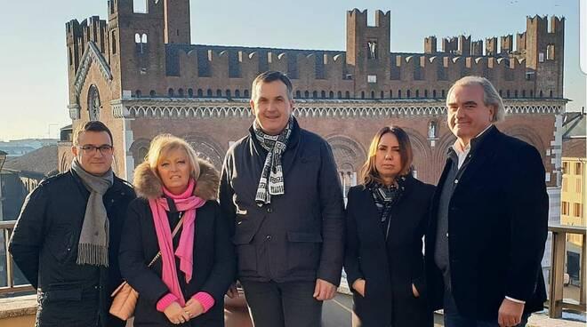 Forza italia candidati regionali