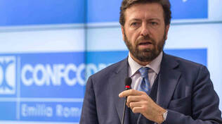Francesco Milza (Confcooperative)