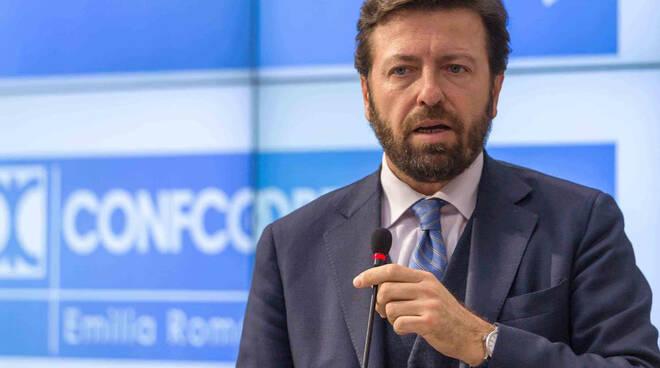 Francesco Milza (Confcooperative)