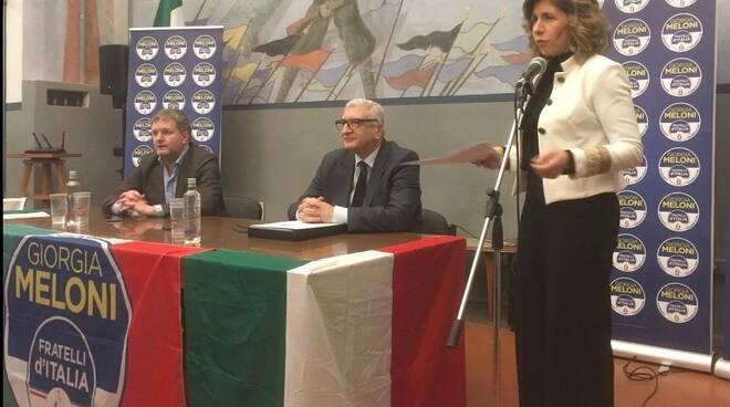 Fratelli d'Italia a San Giorgio