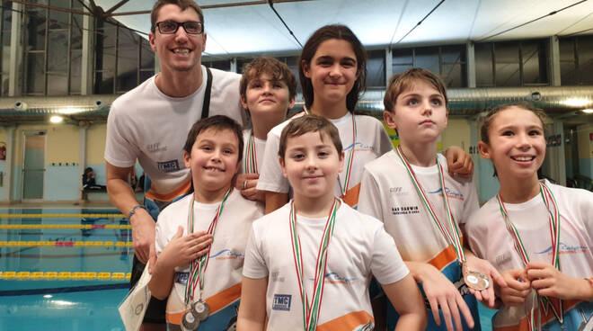 I giovani della Calypso a Modena