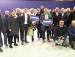 I piacentini a Parma con Salvini e Borgonzoni