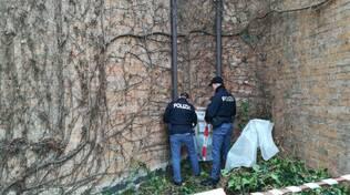 Il luogo del ritrovamento del Klimt