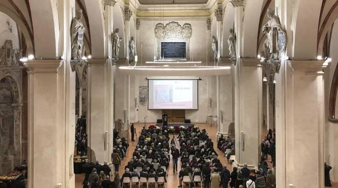 Inaugurazione ex Chiesa del Carmine - Laboratorio Aperto