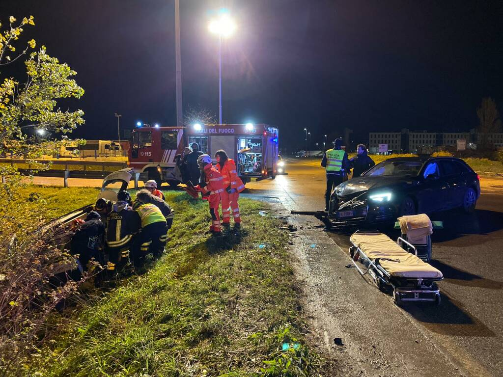 incidente Caorsana