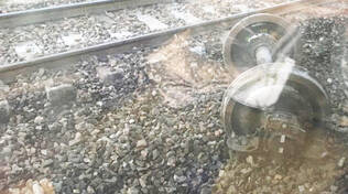 L'incidente ferroviario a Piacenza