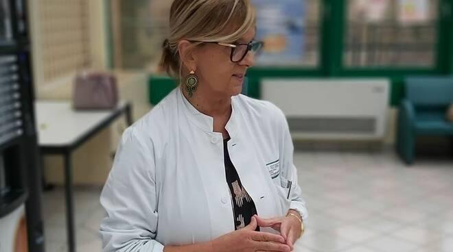la dottoressa Renza Bonini