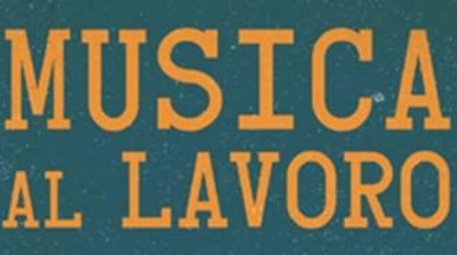 locandina musica al lavoro
