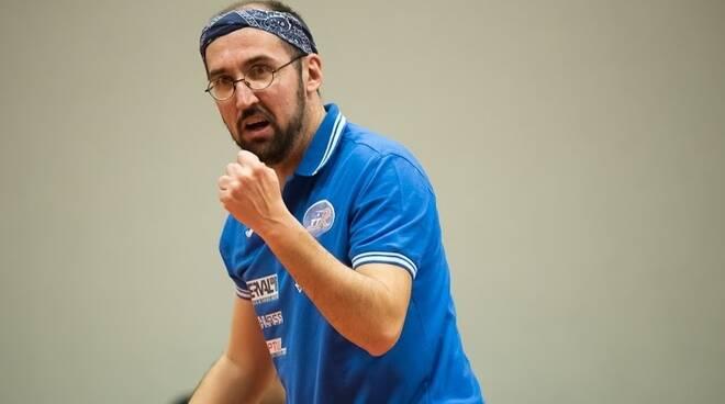 Luca Ziliani (Reggio Emilia Ferval), foto Paolo Giorgio
