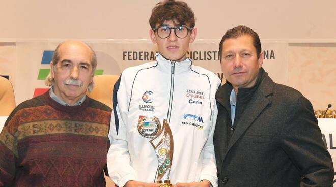 Premiazioni Cadeo Carpaneto Brescia