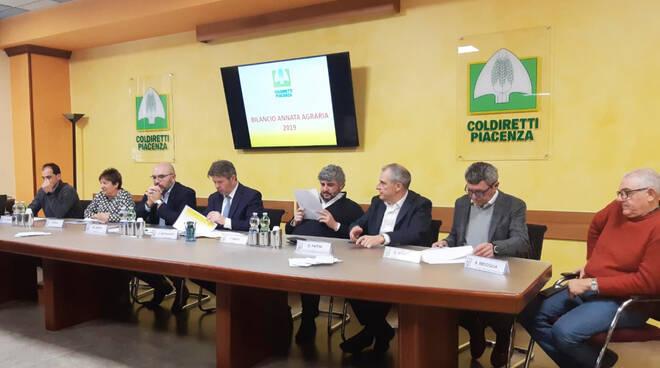 Presentazione annata agraria Coldiretti