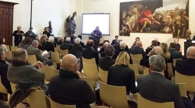 """Presentazione """"Piacenza 2020. Crocevia di Culture"""""""