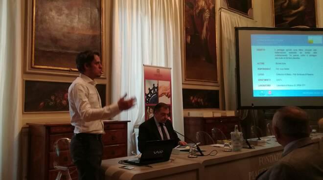 Presentazione rapporto del Politecnico su paesaggio agricolo in Fondazione