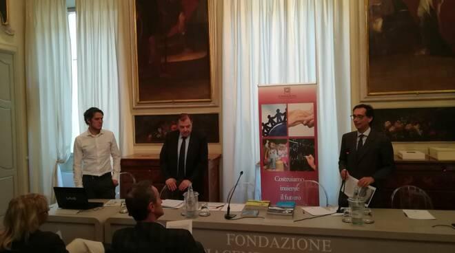 Presentazione rapporto su agricoltura del Politecnico in Fondazione