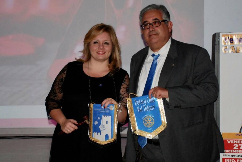 Rotary Fiorenzuola e Rotary Valtidone
