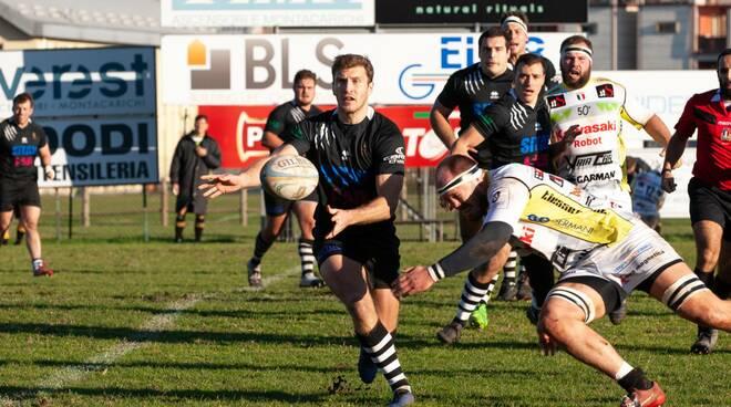 rugby Lyons Calvisano