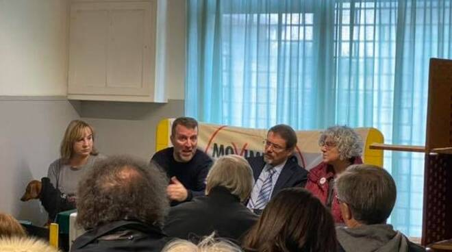 Simone Benini a Piacenza, foto profilo facebook Simone Benini candidato presidente del M5S - Regione Emilia Romagna