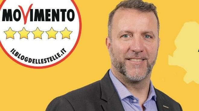 Simone Benini, foto: pagina facebook Simone Benini candidato presidente Regione Emilia Romagna