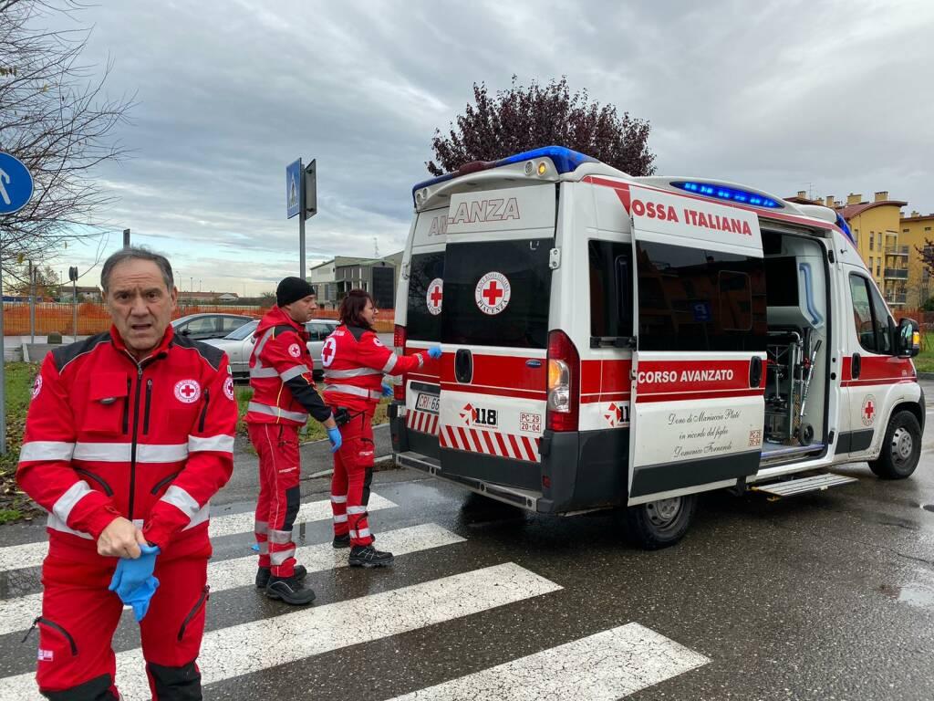 soccorsi Croce Rossa