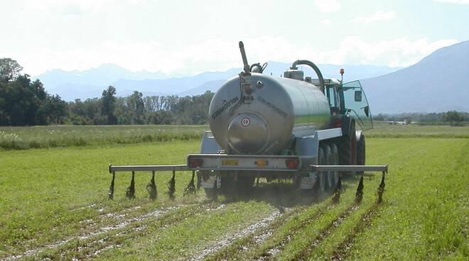 Spandimenti agricoli