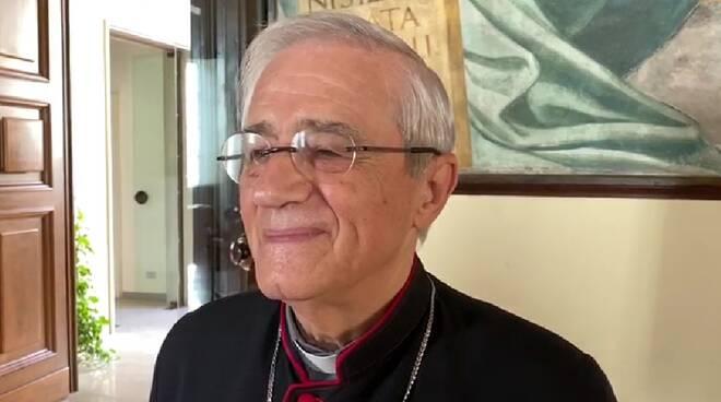 Vescovo Gianni Ambrosio